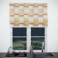 Римская штора из тюля арт.ST 59 rim