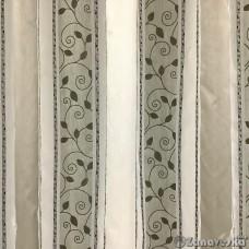 Комплект штор арт.NIL 94 тюль плотный серый